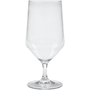 Carlisle 4950407 Astaire Stemware All Purpose Glass 14 oz Clear Package Count 12