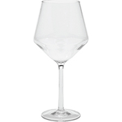 Carlisle 4950607 Astaire Stemware Red Wine Glass 22 oz Clear Package Count 12