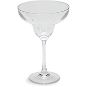 Carlisle 565107 Alibi™ Margarita Glass11 oz - Clear - Pkg Qty 24