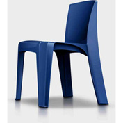 Cortech USA - 86484SB-5 - Chair Razorback - Slate Blue