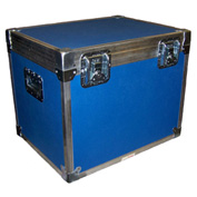 "Case Design Top Of The Line Supertrunk 847-30 - 32""L x 26""W x 18""H, Blue"