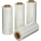 "Stretch Wrap - 15""X1600' - 90 Gauge, Cast - Pkg Qty 4"