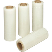 "Stretch Wrap - 15""X1600' - 80 Gauge, Blown - Pkg Qty 4"
