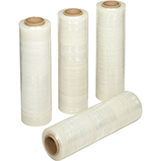"Stretch Wrap - 18""X1600' - 80 Gauge, Blown - Pkg Qty 4"