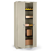 Parent Metal Premium Storage Cabinet - 36X18X78""