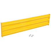 Relius Solutions Rails for Three-Rib Rail System - Rail - 10'L - Bolt-on Rail