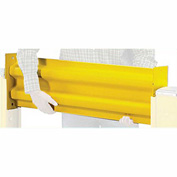 Wildeck® 8'L Lift-Out Guard Rail, WG8L