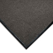 Wearwell Cavalier Ribbed Carpet Mat - 3X6' - Gray