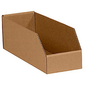 "Relius Solutions No-Spill 32-Lb. Test Bin Boxes - Regular Finish 12X12X4-1/2"" - Pkg Qty 25"