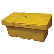 "Techstar SOS Outdoor Storage Container 72"" x 36"" x 36"" - 36 Cu. Ft. Yellow"
