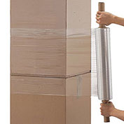 "Extended Core Stretch Wrap - 20""X1000' - 80 Gauge, Cast - Pkg Qty 4"