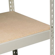 """5/8"""" Particleboard Decking For Penco Shelving - 36X18"""""""
