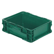 Orbis Stakpak Lid For Containers - Fits Container 54007,54008,54009,54012 Green