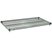 "Metro Extra Shelf for Stainless Steel Wire Utility Carts - 36""Wx18""D"