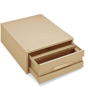 "Penco Drawer For Workbenches - 21-3/4X20X6-3/4"" Tan"