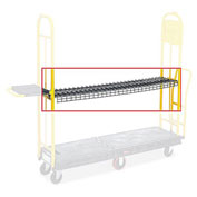 Rubbermaid Wire Shelf for StockMate U-Boat Trucks - 200 lbs. Capacity
