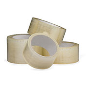"Acrylic Adhesive Tape - 2"" X 110 Yards - 2.0 Mil - General Purpose - Pkg Qty 36"