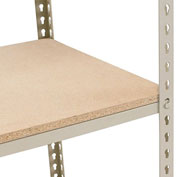 """5/8"""" Industrial-Grade Particleboard Decking For Hallowell Shelving - 48X18"""""""