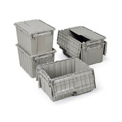 Orbis Recyclable Flipak Totes - 26-15/16X16-15/16X12-1/8""
