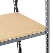"5/8"" Particleboard Decking for Edsal and Relius Solutions Shelving"