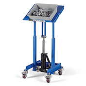 "Relius Solutions Hydraulic Work Positioner - 28"" to 42""H Platform"