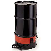 Briskheat Indoor/Outdoor Drum Heaters - For Steel Drums - Fits 15-Gallon Drums - 4.2 Amps