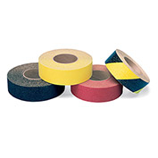 "Self-Adhesive Anti-Slip Floor Tape in Rolls - 2""Wx60'L Roll Gray"