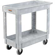 "Relius Solutions®  Economical Tray-Shelf Carts - 30""Wx16""D Shelf"