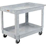 "Relius Solutions Economical Tray-Shelf Carts - 36""Wx24""D Shelf"