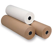 "Wrapping Paper - 40 lb. Kraft - 24"" x 900'"