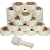 "Banding Stretch Wrap - 2""X1000' - 80 Gauge, Cast - Pkg Qty 24"