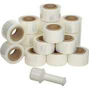 "Banding Stretch Wrap - 3""X600' - 150 Gauge, Cast - Pkg Qty 18"