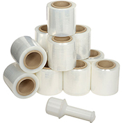 "Banding Stretch Wrap - 5""X1000' - 80 Gauge, Cast - Pkg Qty 12"