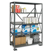Post For System 100 Steel Shelving
