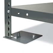 System 100 Footplates For Steel Shelving - Package Of 4