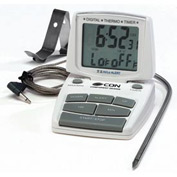 CDN Combo Probe Thermometer, Timer & Clock