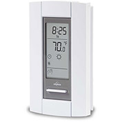 Cadet® Electronic Programmable Wall Thermostat TH115 Double-Pole 208/240V 15A White