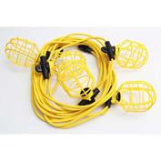 Pro Glo® D11914050 String Light Cages With 50-ft Cord, 14/3 Awg Sz