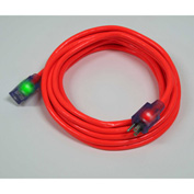 Pro Glo® D17332050 Extension Cord With 50 ft Cord, 14/3 Awg Sz, Orange