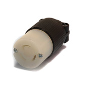Century® Twistlock Connector NEMA L5-15C, 15A, 125V