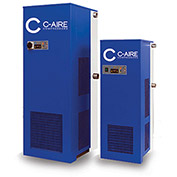 C-AIRE AC CHRD-150 1/115 High Temperature Refrigerated Dryer, 150 CFM, 115V, 1PH