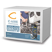 C-AIRE AX-V95 Extended Warranty Start-Up Kit For 5 HP Units