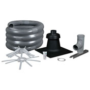 "InnoFlue® Flex Chimney Kit IFCK0435, 4"" x 35"""