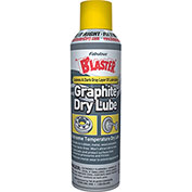 B'laster 8 oz. Aerosol Dry Lube Extreme Temperature Spray - 8-GS - Pkg Qty 12