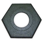 Cortina 03-751-16 Recycled Rubber Base, 16 lb. Base