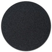 "CGW Abrasives 52925 Metallurgical Sanding Disc 10"" Dia. 80 Grit  Silicon Carbide PSA Backing - Pkg Qty 100"