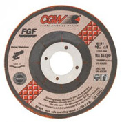 Type 29 Depressed Center Wheels - Fgf Special Wheels, Cgw Abrasives 36272 - Pkg Qty 10