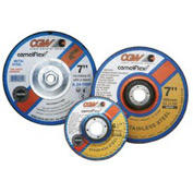 "Depressed Center Wheels- 1/4"" Grinding, Type 27, Cgw Abrasives 37530 - Pkg Qty 10"