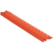 "Fastlane® Drop Over Cable Protector 1 CH 5.25""W - Orange"