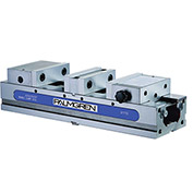 """Palmgren 9625935 4"""" Dual Force Double Station Vise"""